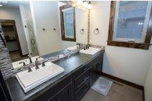 Dream House Plan - Craftsman Interior - Master Bathroom Plan #892-11