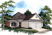Traditional Style House Plan - 3 Beds 2 Baths 2352 Sq/Ft Plan #37-175 Exterior - Front Elevation