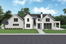House Design - Farmhouse Exterior - Front Elevation Plan #1070-133
