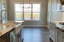 Dream House Plan - Craftsman Interior - Kitchen Plan #437-114