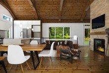 House Plan Design - Contemporary Photo Plan #23-2739