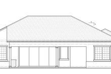 House Blueprint - Farmhouse Exterior - Rear Elevation Plan #938-113