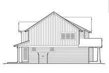 Home Plan - Craftsman Exterior - Other Elevation Plan #48-906