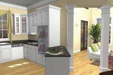 House Plan Design - Traditional Interior - Kitchen Plan #44-215