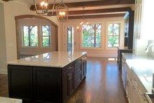 Country Interior - Kitchen Plan #437-80