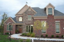 House Plan Design - Traditional Exterior - Front Elevation Plan #927-236