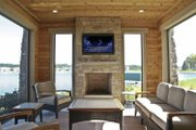 Contemporary Style House Plan - 4 Beds 4 Baths 6075 Sq/Ft Plan #928-67 Interior - Other