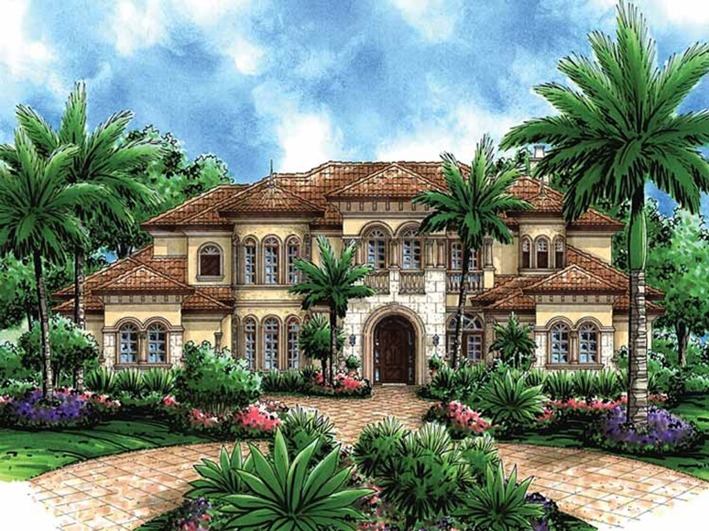 mediterranean house design mediterranean style house plan 5 beds 6 5 baths 6718 sq 14158