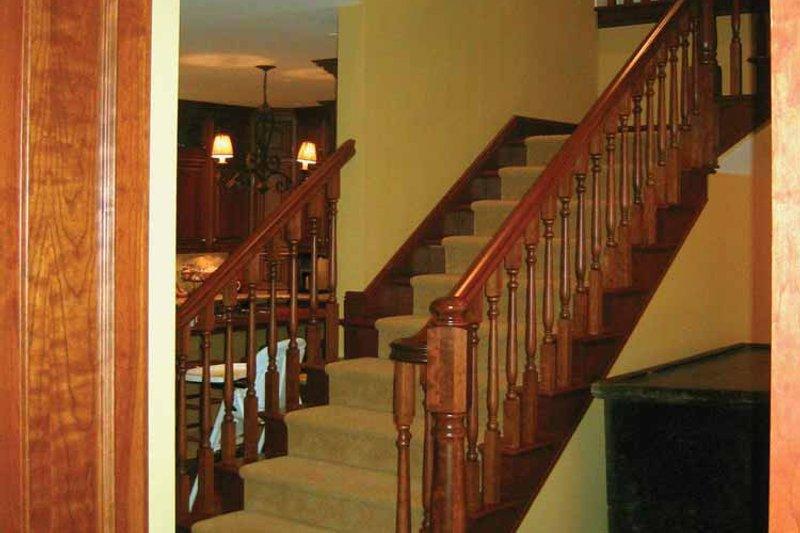Country Interior - Entry Plan #928-114 - Houseplans.com