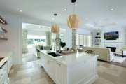 Farmhouse Style House Plan - 3 Beds 3.5 Baths 3177 Sq/Ft Plan #928-309 Interior - Kitchen