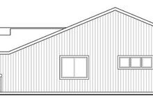 House Design - Ranch Exterior - Other Elevation Plan #124-888