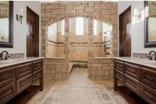 Prairie Interior - Master Bathroom Plan #80-198