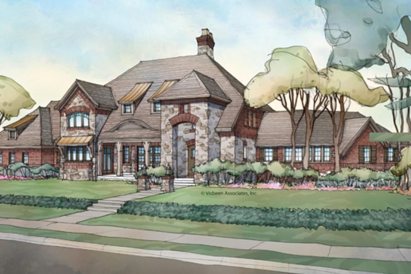 Country Exterior - Front Elevation Plan #928-265 - Houseplans.com