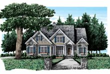 House Plan Design - Country Exterior - Front Elevation Plan #927-308