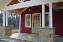 Dream House Plan - Traditional Exterior - Front Elevation Plan #939-3
