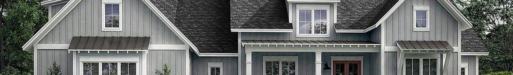 Ranch Farmhouse Home Plans, Floor Plans & Designs