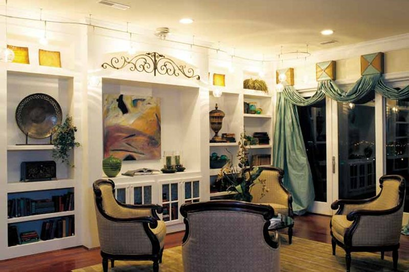 Traditional Interior - Other Plan #46-760 - Houseplans.com
