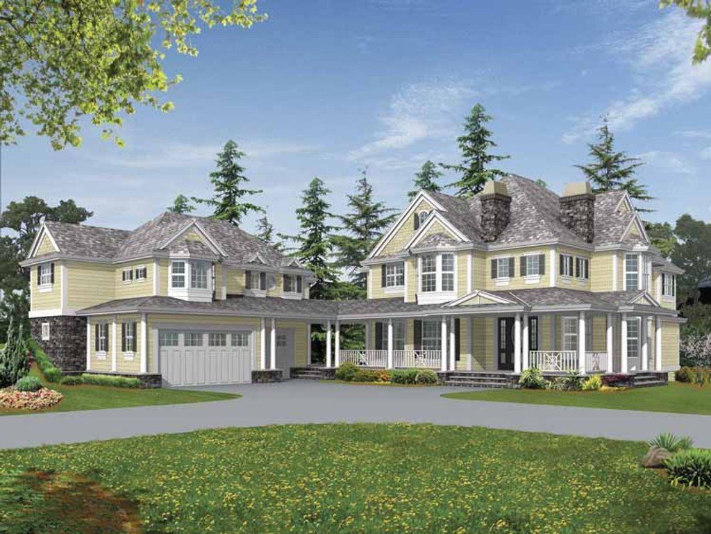 Country style house plan 4 beds 3 5 baths 4925 sq ft for Www homeplans com