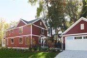 Farmhouse Style House Plan - 3 Beds 2.5 Baths 2063 Sq/Ft Plan #901-136 Exterior - Rear Elevation