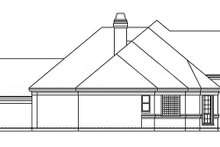 House Plan Design - Country Exterior - Other Elevation Plan #946-8