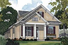 House Design - Country Exterior - Front Elevation Plan #453-500