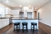 Ranch Style House Plan - 3 Beds 2 Baths 1829 Sq/Ft Plan #124-1186