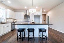 House Plan Design - Ranch Photo Plan #124-1186