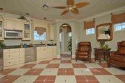 Mediterranean Style House Plan - 6 Beds 5 Baths 6493 Sq/Ft Plan #1058-1 Interior - Other