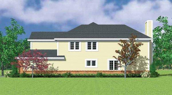 House Plan Design - Classical Floor Plan - Other Floor Plan #72-1085