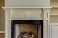 Craftsman Interior - Family Room Plan #430-172
