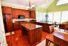 Kitchen - 3300 square foot Country home