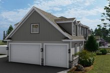 House Plan Design - Craftsman Exterior - Other Elevation Plan #1060-53