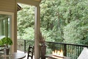 Craftsman Style House Plan - 4 Beds 3.5 Baths 3084 Sq/Ft Plan #48-615 Photo