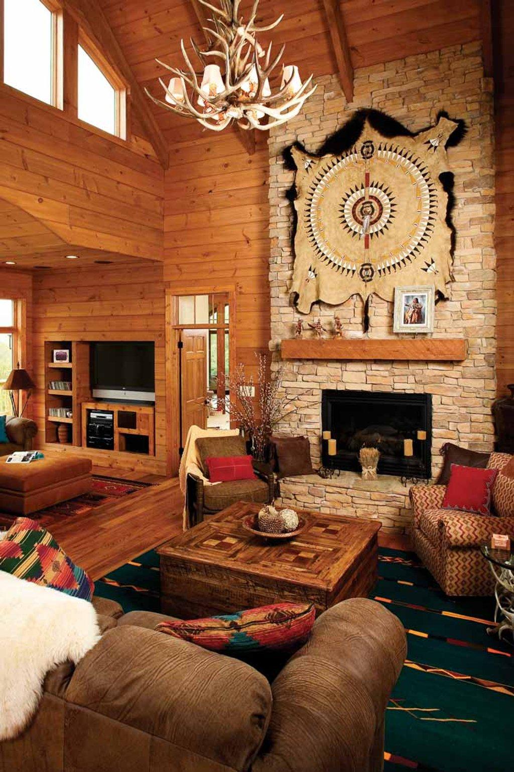 Living Room Interior Design Pdf: Craftsman Style House Plan