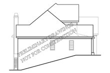 Country Exterior - Other Elevation Plan #927-685