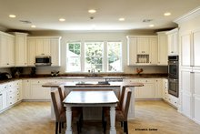 Architectural House Design - Craftsman Interior - Kitchen Plan #929-837