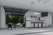 House Plan Design - Garage