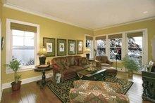 Craftsman Interior - Other Plan #132-485