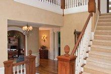 Tudor Interior - Entry Plan #928-27