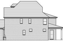 House Plan Design - European Exterior - Other Elevation Plan #46-857