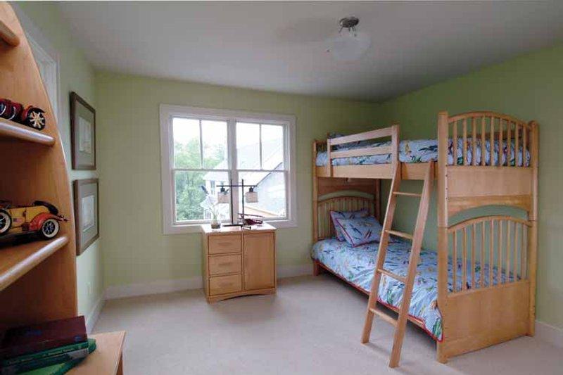 Craftsman Interior - Bedroom Plan #928-18 - Houseplans.com