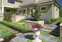 Dream House Plan - Craftsman Exterior - Rear Elevation Plan #928-19