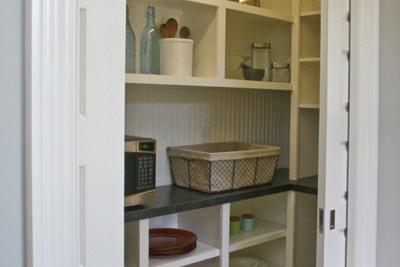 Tudor Interior - Kitchen Plan #928-257 - Houseplans.com