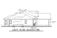 House Plan Design - European Exterior - Other Elevation Plan #20-2121