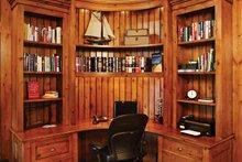 Craftsman Interior - Other Plan #928-176