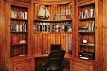 House Plan Design - Craftsman Interior - Other Plan #928-176