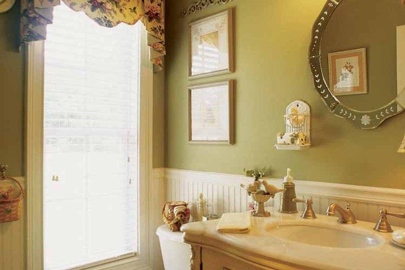 Country Interior - Bathroom Plan #927-781 - Houseplans.com