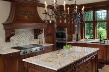 House Plan Design - Country Interior - Kitchen Plan #928-99
