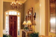 House Plan Design - Country Interior - Entry Plan #927-904