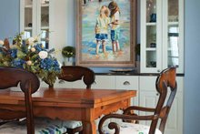 House Design - Craftsman Interior - Dining Room Plan #928-229